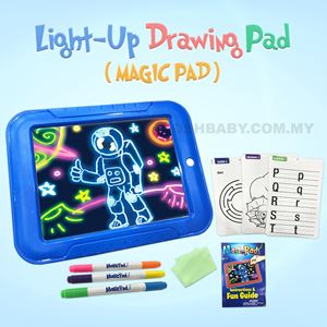 Light-Up Drawing Pad ( MAGIC PAD )