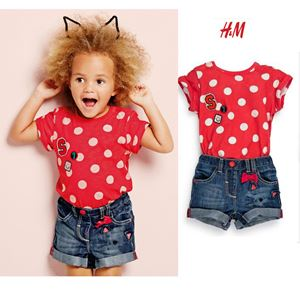 T30545 GIRL MINNIE SET