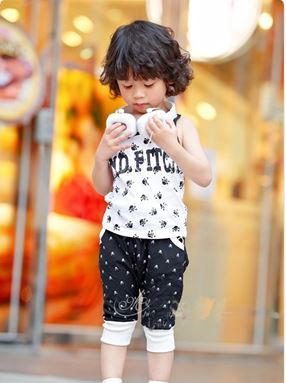 @ **  DEFFECTED **  212002 BOY SET ( SIZE 80-120 )