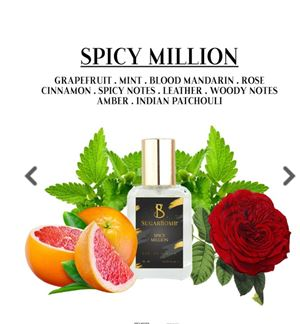 SPICY MILLION 10ML EDP