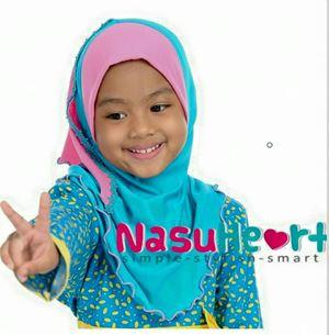 Instant Shawl Nasuheart SIZE L (Wafiyya 02)