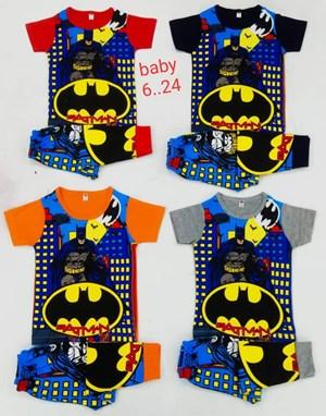 Pyjamas BATMAN ( Brand HRZ) : Baby 24m