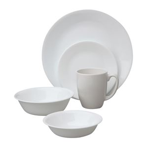 CORELLE Livingware Winter Frost White 30pcs