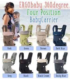 ERGObaby 360degree Four Position BabyCarrier