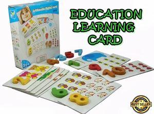 EDUCATION LEARNING CARD eta 23 july 18