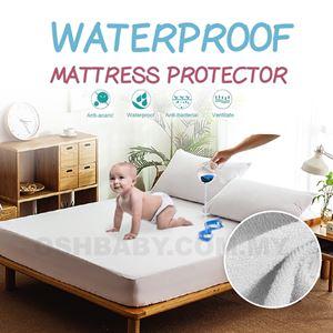 WATERPROOF MATTRESS PROTECTOR KING/QUEEN