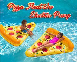 Pizza Float c/w Electric Pump