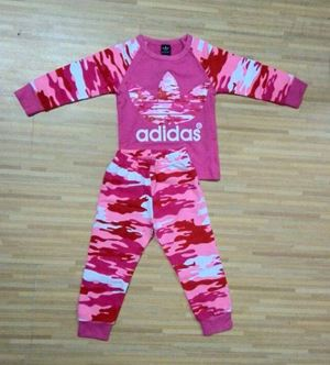 Adidas Pyjamas - Pink Army - Big