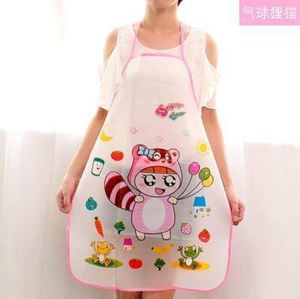 @  Korean Style Cute Cartoon Princess Aprons ( SUPER STAR )