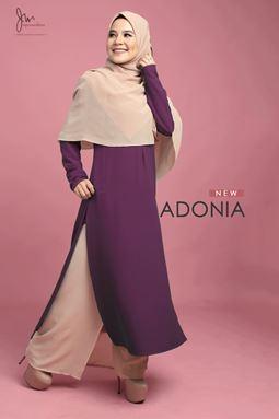 ADONIA (PURPLE) Y.E.S