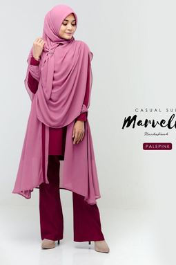 MARVELLA SUIT (PALE PINK)