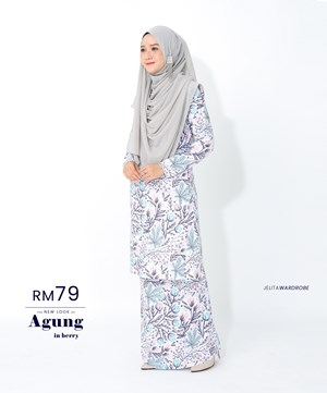 NEW LOOK AGUNG 5 IN BERRY