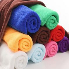MICROFIBRE FACE TOWEL