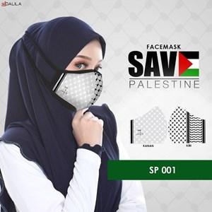 FACEMASK SAVE PALESTINE - SP 001