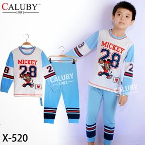 @  CALUBY X-520 MICKEY SLEEPWEAR