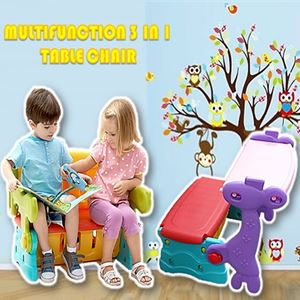 Multifunction Table / Chair N00236