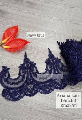 Ariana Lace 9 inch