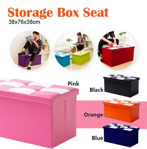 Storage box seat/ stool storage /multi function