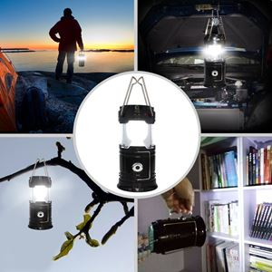 Solar Rechargeable Camping Lantern.