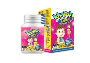 Khalish Brain A+ for Junior, 1 bottles - Director Price