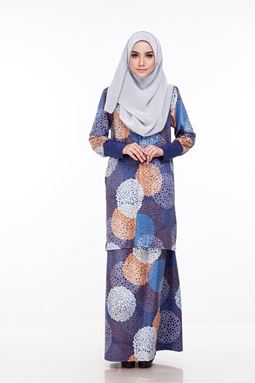 Baju Kurung Melissa (KM111) - Only size S available