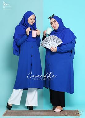 CASSANDRA ( Royal Blue )