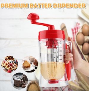 PREMIUM BATTER DISPENSER
