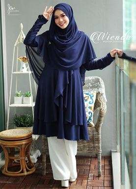 WIENDA ( Dark Blue )