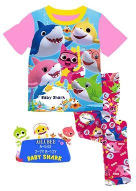 Baby Shark Pyjamas - A 543