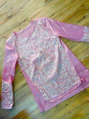 Blouse Prada Adelia Pink