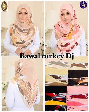 BAWAL TURKEY DJ (BORONG)