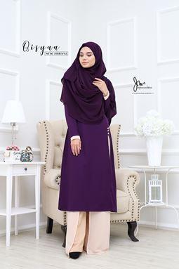 QISYAA ( Lavender )