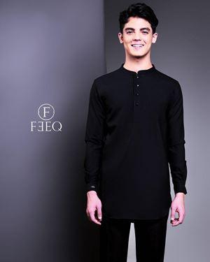 KURTA FEEQ 2019 - BLACK