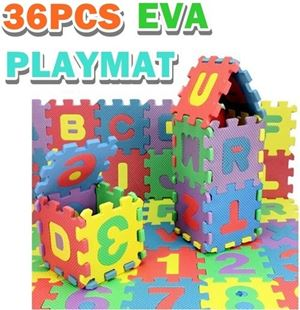 36 PCS EVA PLAYMAT