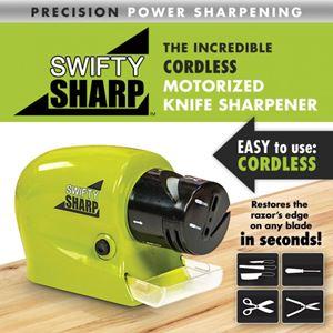 Swifty Sharp /  Knife Sharpener
