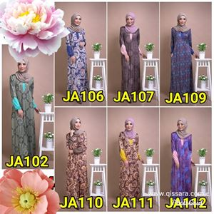 Jubah 'Aisyah Size Petite (xs-s) Only