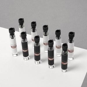 Twist n spray sample tester