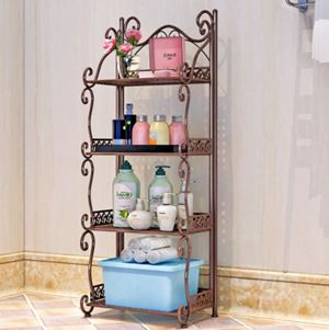 Modern 4 Tier Multi Purpose Rack