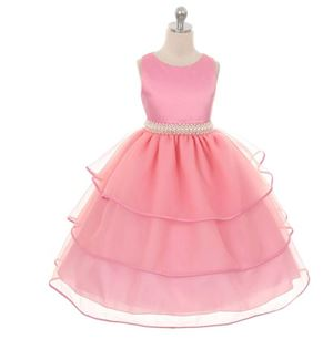 @  L95  LIGHT PINK  DINNER DRESS