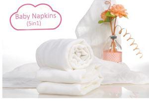 Baby Napkin (lampin) 5pcs