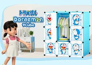 Doraemon 9C DIY WARDROBE (DR9B)