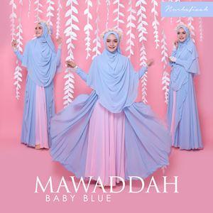 MAWADDAH (BABY BLUE)