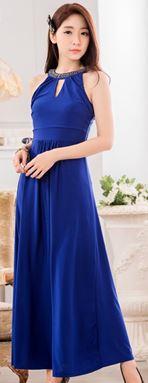 YDR48 * Bust 88-116cm * Colour : Black, Blue