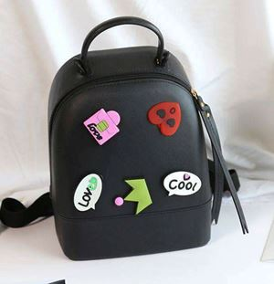 Jelly Backpack - All Black