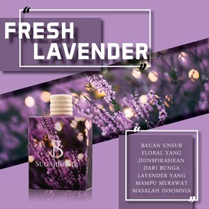 (AF) Fresh Lavender (SugarBomb) (Single)