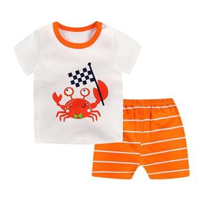 BB206-8   KIDDO CASUAL WEAR - SET 8  ( ZS 1Y-5Y )