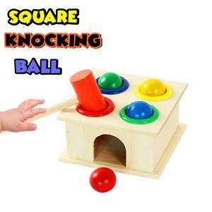 SQUARE KNOCKING BALL