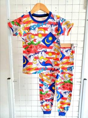 Pyjamas MALAYSIA DESIGN 2 : BABY 18M