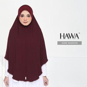 HAWA (XL) SCUBA DARK MAROON