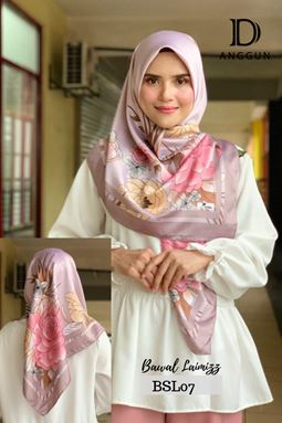 Bawal Satin Laimizz (BSL07)